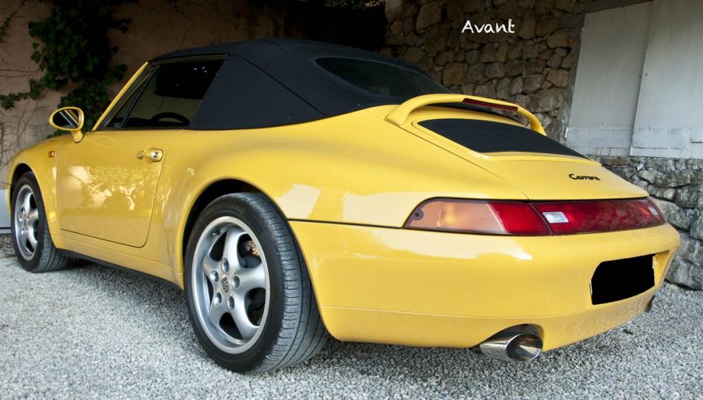 01 Porsche jaune avt 2