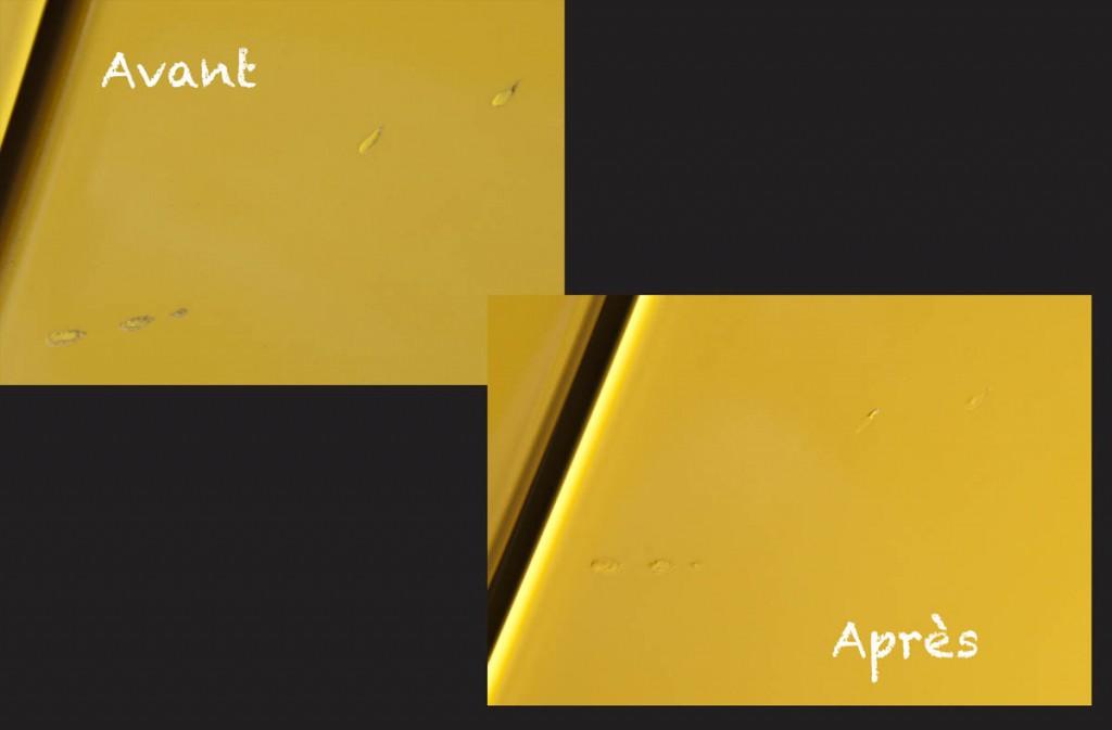 16 Correction eclat peinture portiere