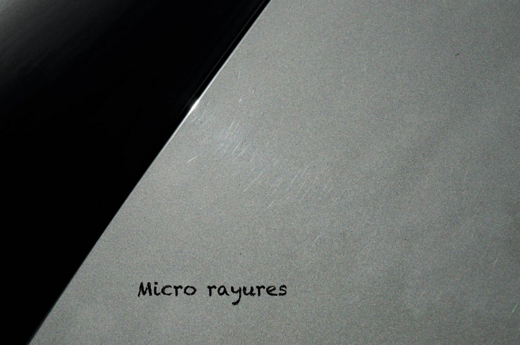 30Micro rayures 2