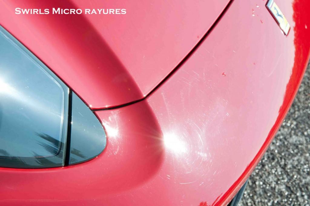 6 swirl micro rayure