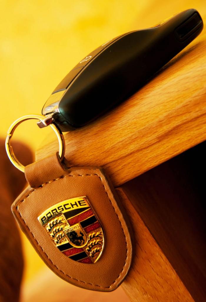 Cle-Porsche