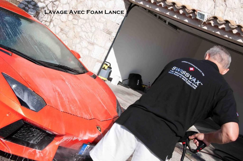 Foam Lance 2