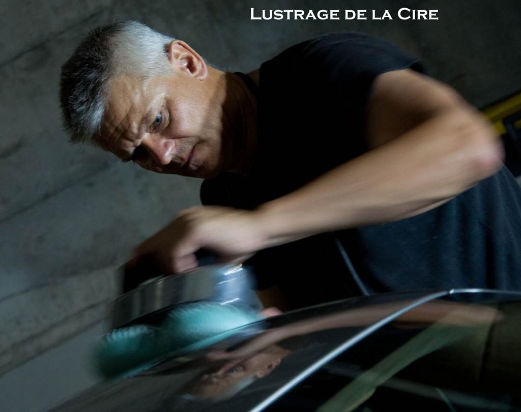 Lustrage-Cire