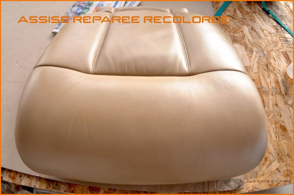 12 assise réparrée recolorée