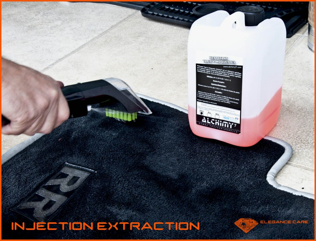 34 injection extraction
