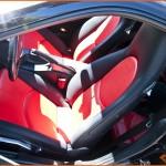 coloration cuir porsche 997 turbo,réparation cuir, rénovation cuir
